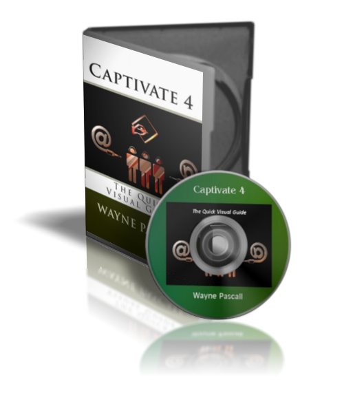 Product picture Adobe Captivate 4 - The Quick, Visual Guide